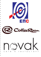 EPS, Coffee room, Restoran Novak
